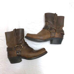 Frye Harness 8R boots sz 8.5